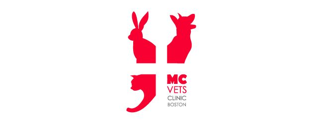 40 Creative Pets and Veterinary Logo Design examples for your inspiration