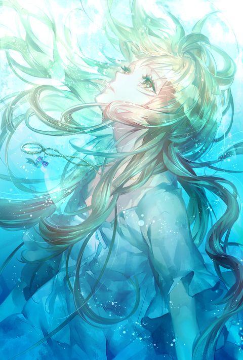 12時になると人間になれる魔法が溶けてしまう人魚  ◆総合ランキング、オリジナルランキング1位ありがとうございました。