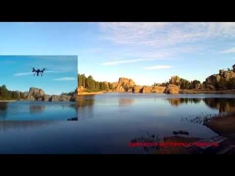 Yuneec Q500+ Performance Test - YouTube
