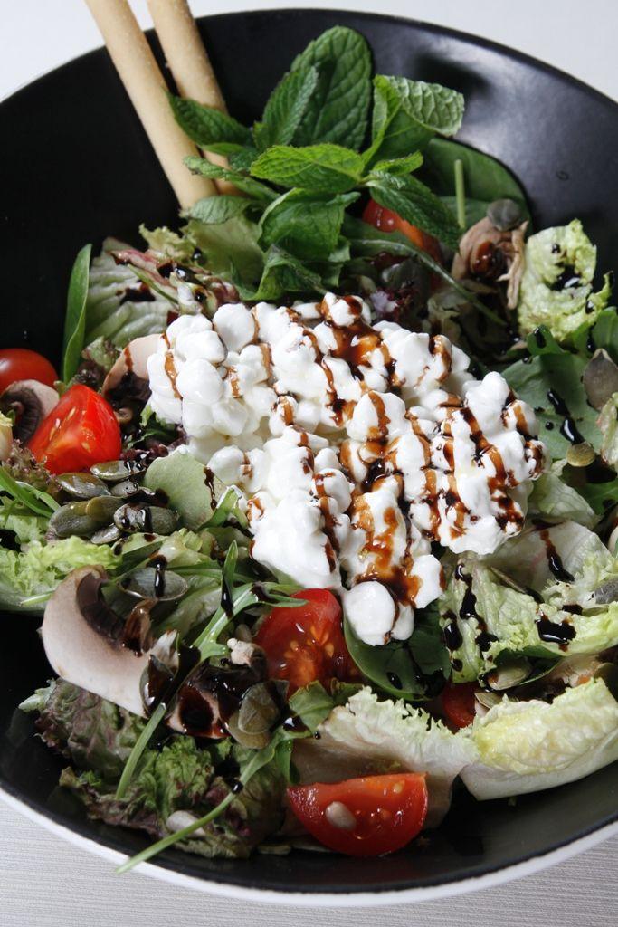 Salad Menu !!!