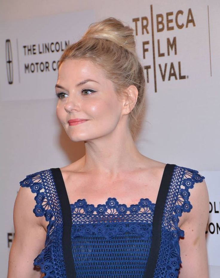 "Jennifer Morrison attends the ""The Family Fang"" Premiere - 2016 Tribeca Film Festival at BMCC John Zuccotti Theater on April 16, 2016 in New York City."