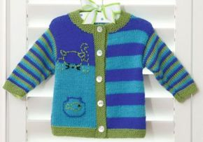 Cathy Cat Cardigan: Free Knitting Patterns and Projects   Make It Coats