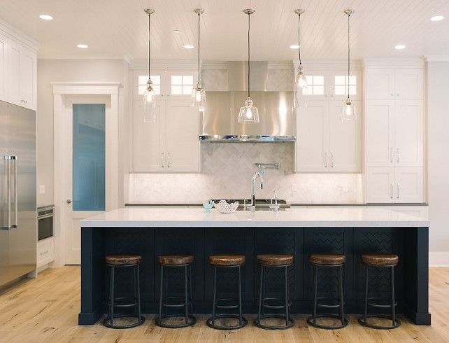 Navy Blue Kitchens That Look Cool And: Best 25+ Transitional Kitchen Ideas On Pinterest