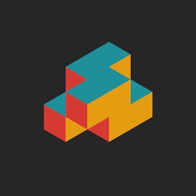 Geometric Animated GIFs by Florian de Looij
