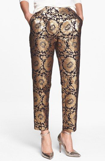 kate spade new york 'avery' crop pants available at #Nordstrom