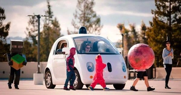 Self-driving cars are, like so much technology, a solution in search of a problem. Rebecca Solnit explains that we already have figured out how to let someone else drive, and it's called public transit.