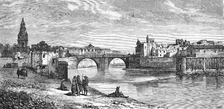 La ciudad de Murcia en la segunda mitad del siglo XIX (La Ilustración Española y Americana. 22 de octubre de 1879)