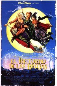 El Retorno de las Brujas(Hocus Pocus,1993) Vista el2-abr-17