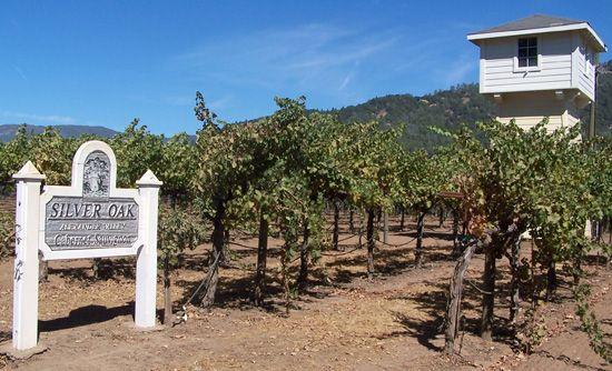 Silver Oak Winery - Napa Valley, California. | Vines to Wines ...
