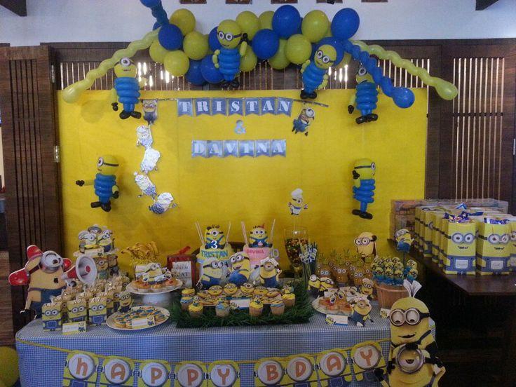 Minion's Birthday