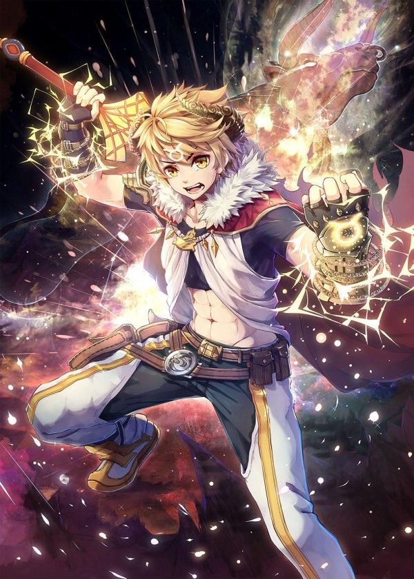#Dessin garçon avec épée de wait #Manga