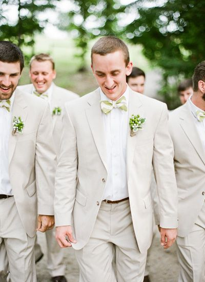 Simple Alabama Barn Wedding By Mandy Busby Bow Ties And Boutonnieres Pinterest Groomsmen