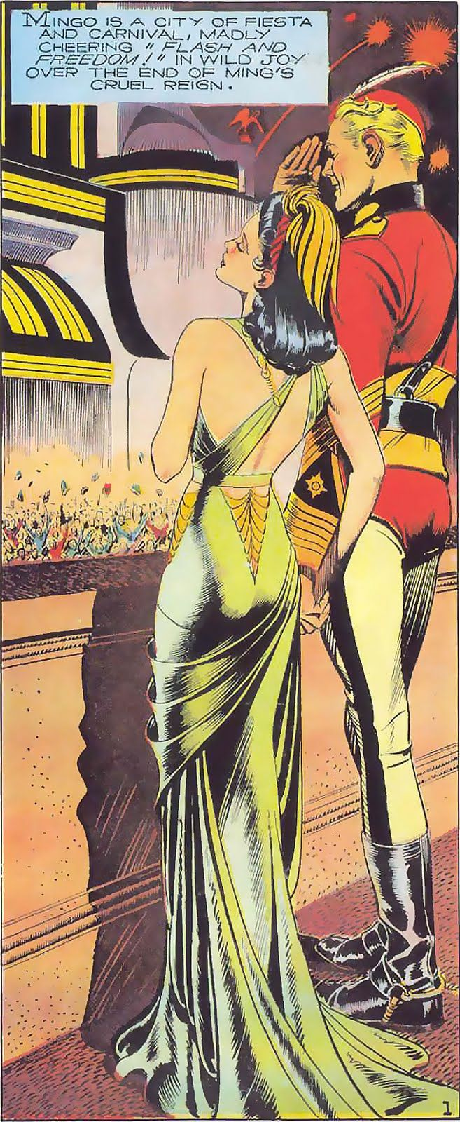 1941 Flash Gordon by Alex Raymond
