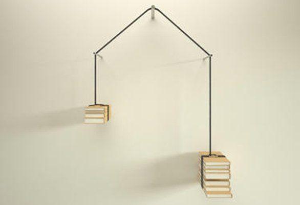 Read-unread bookshelf
