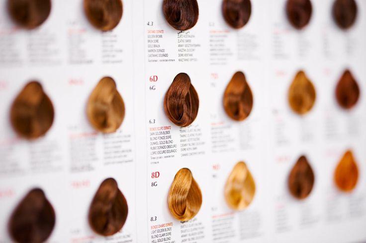 Haare selber färben: So einfach geht