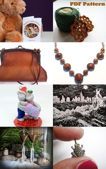 Collection by Mary on Etsy--Pinned with TreasuryPin.com