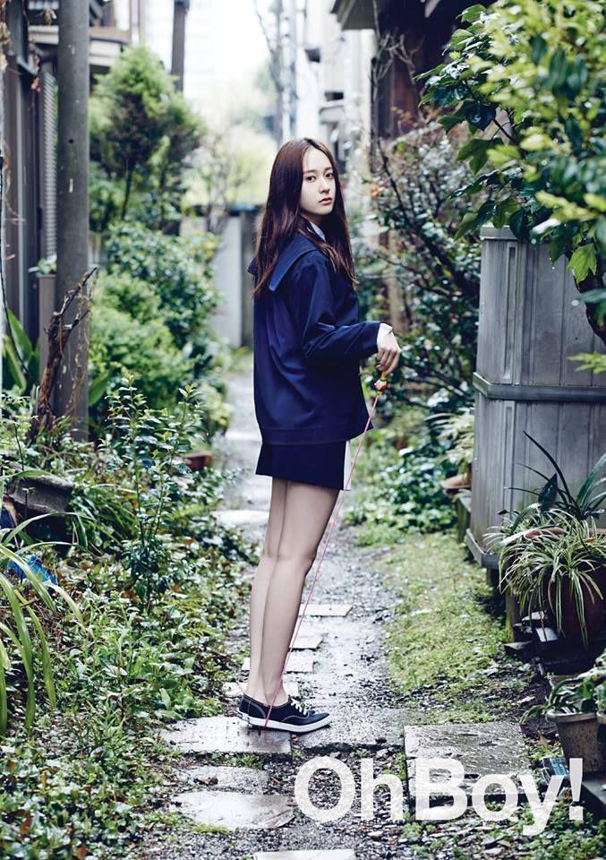 krystal = OhBoy! Magazine June Issue Vol. 058