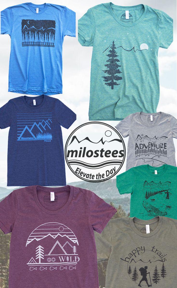 18bb15158d5 Outdoors T-shirts