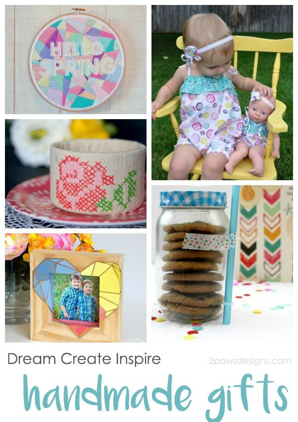 Dream Create Inspire: Handmade Gift Ideas