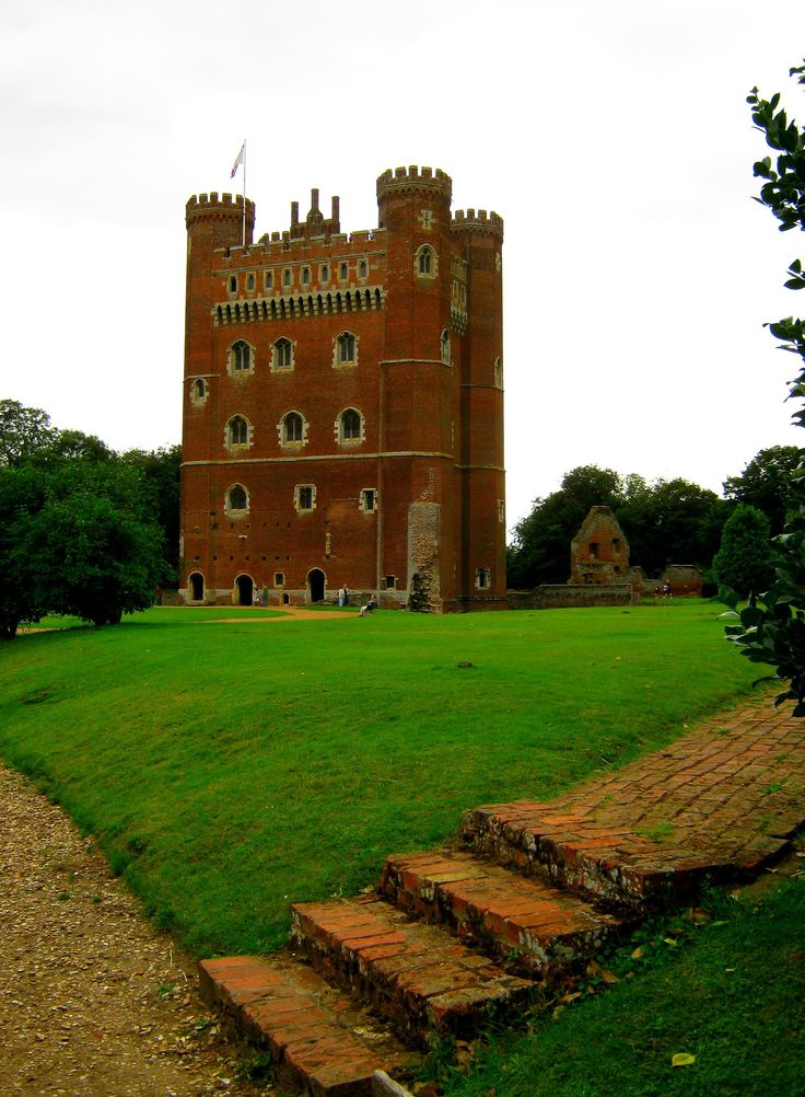 Tattershall Castle  UK - grew up near here & it's a stunning castle