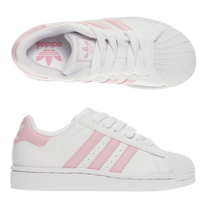 a6168eda95576 BASKET ADIDAS Baskets Superstar II Enfant