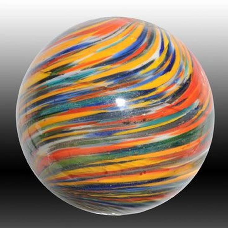 Marble Pictures and Prices: Onionskin Swirl Marble