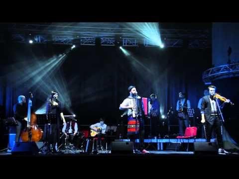 """Koncert Bubliczki + Solfrid Molland - 7 sierpnia 2015 r. w Centrum św. Jana, realizowany w ramach projektu """"Ny arv / Nowe dziedzictwo"""" www.nowedziedzictwo.pl"""