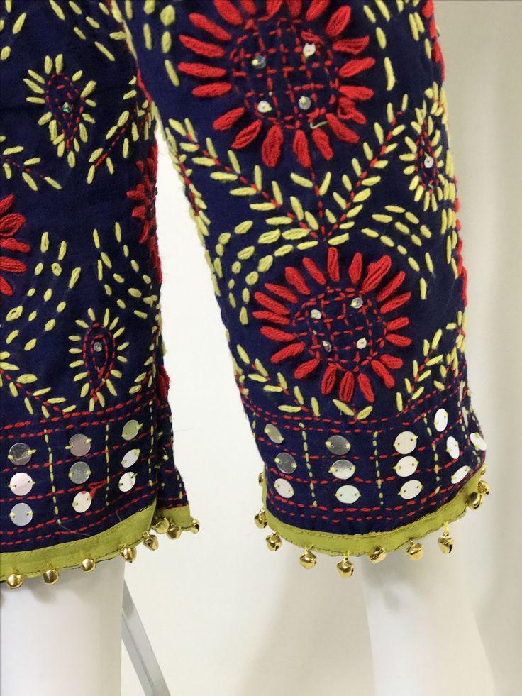 Shop Online Phulkari Pants in USA  2-3 day shipping from California  Click below to shop www.pinkphulkari.com