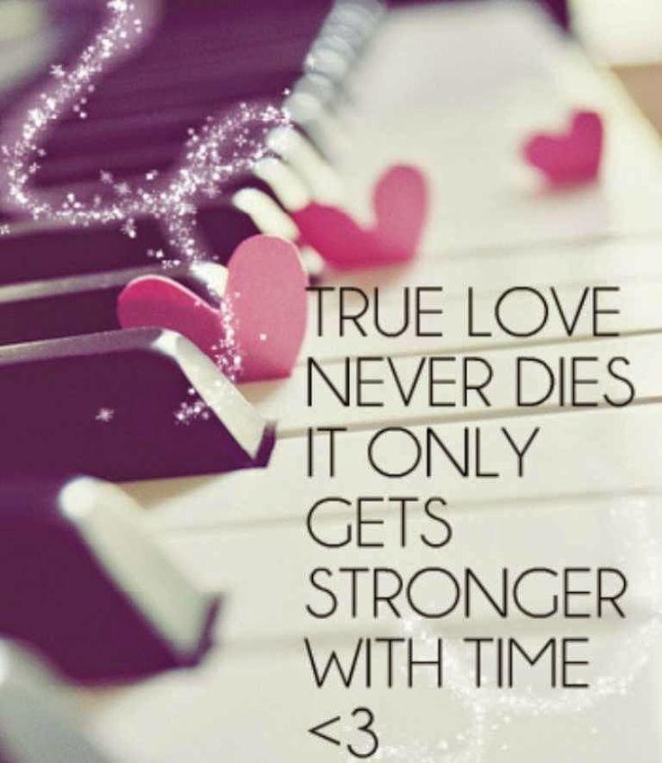 True #love never dies........