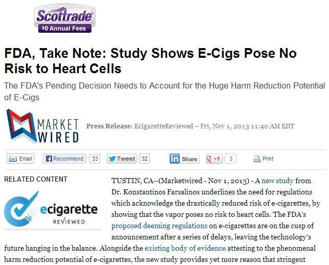 FDA, ecigarette, study, heart >> Ecig --> http://finance.yahoo.com/news/fda-note-study-shows-e-154000616.html