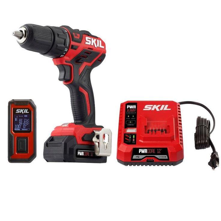 Skil Pwrcore 12 2 Tool 12 Volt Brushless Power Tool Combo Kit Di 2020