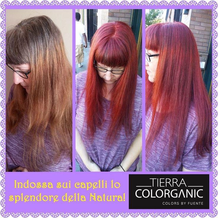 Il colore è vita, meglio ancora se è il Colore Organico Tierra by Fuente, a base di estratti organici vegetali e vitamine. Perché la bellezza dei capelli è importante, ma il loro benessere è fondamentale!