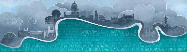 illustration of london