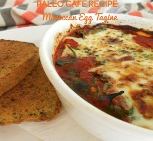 Delicious and exotic cooked breakfast idea #paleo #paleocafe #eatclean
