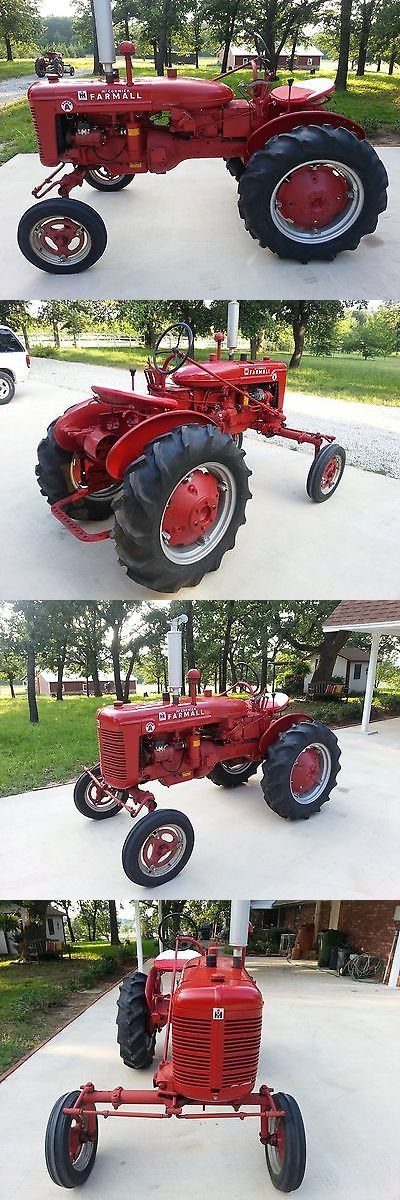 Farmall Super A Tractor - Exclusively on #priceabate #priceabateHeavyEquipments! BUY IT NOW ONLY $3950