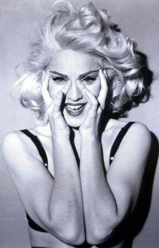Madonna at her best, courtesy of Mr. Ritts