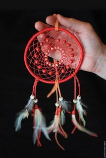 Tina's handicraft : how to make a mandala dreamcatcher