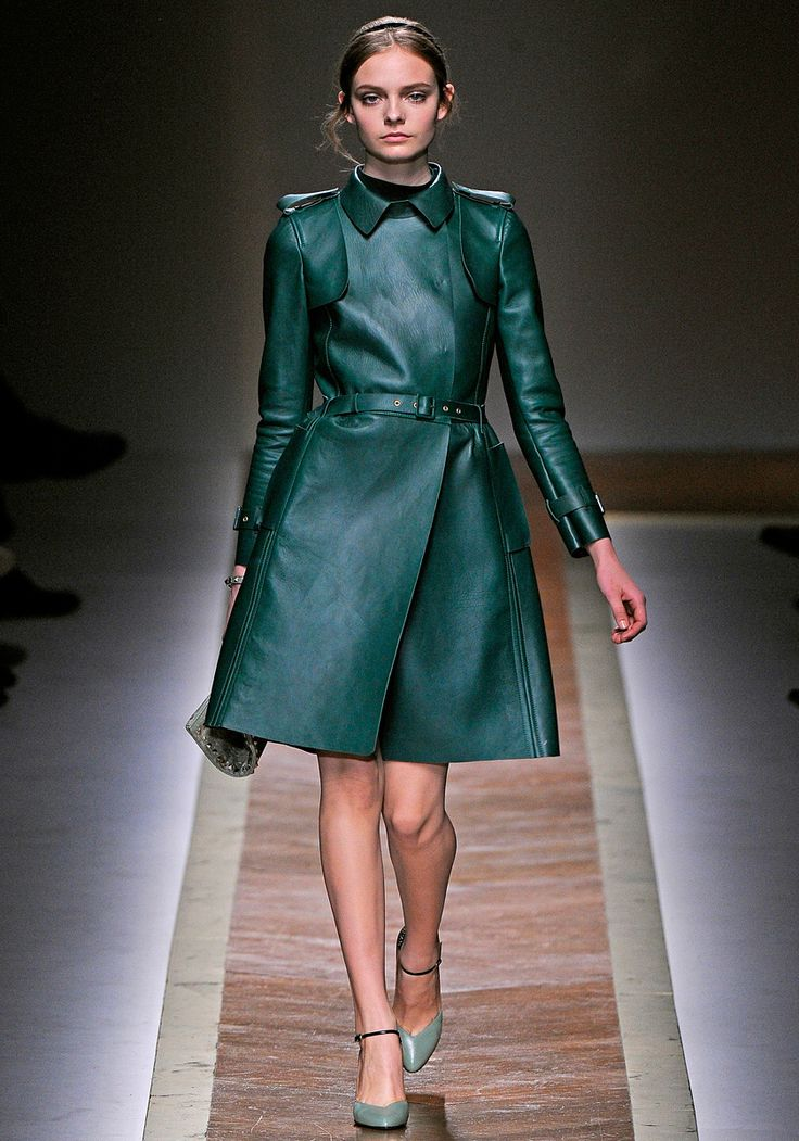 oh. this is my color! Valentino fall 2011