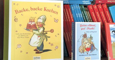 Die ersten Plätzchen können durchaus schon gebacken werden! Wir freuen uns unsere Kinder-Weihnachtsbücher wieder aus ihren Verstecken holen zu können. http://feingefühl-shop.de/kinder/buecher/649/backe-backe-kuchen