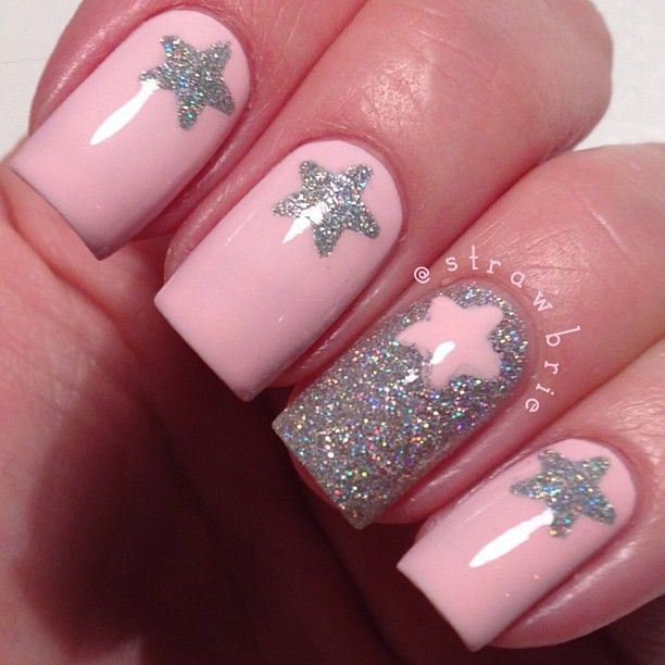 30 best Star Nails images on Pinterest | Star nails, Nail scissors ...