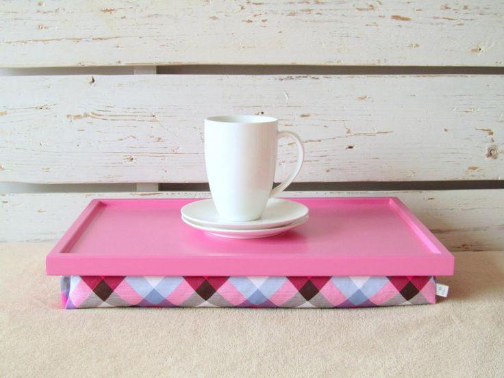 Laptop Lap Desk or Breakfast Serving Tray.