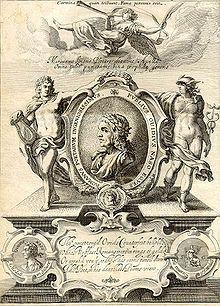 George Sandy's 1632 edition of Ovid's Metamorphosis