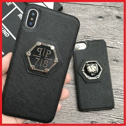 New PHILIPP PLEIN leather Tiger Lion hard cover case for iphone 6 ...