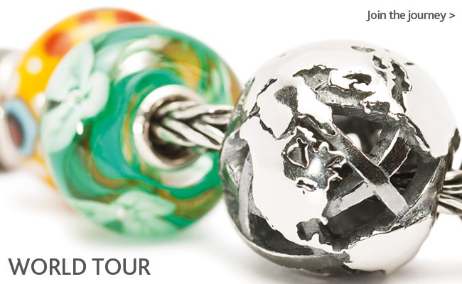 World Tour Beads, Only available for a limited time!