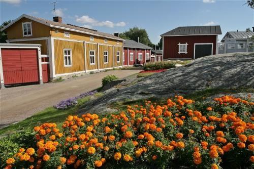 Rauman KH yö 17.-18. 7. ennen klo 22