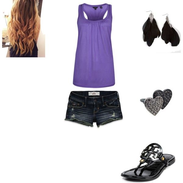 """""""Untitled #98"""" by southerngirl-866 on Polyvore: Outfits 33, Summer Outfits"""