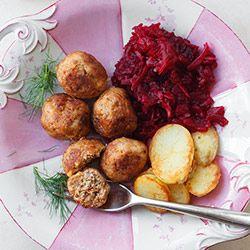 Pulpeciki mięsne z kaszą jaglaną i suszonymi pomidorami   Kwestia Smaku