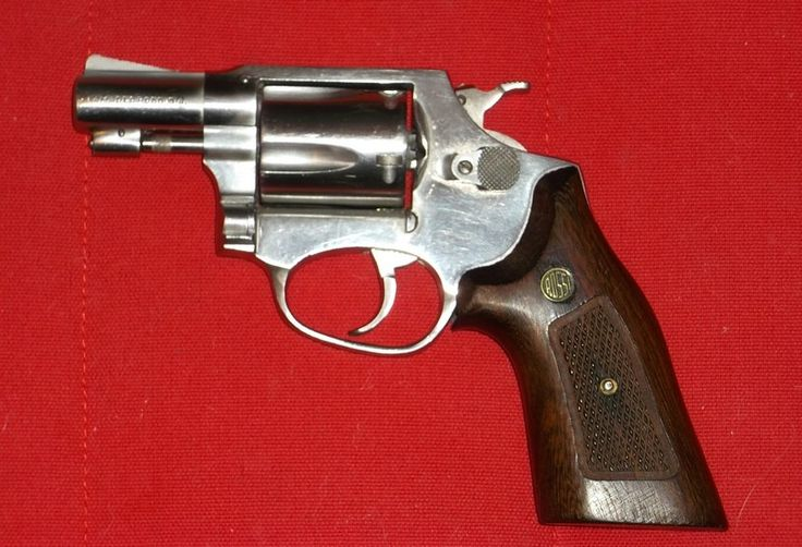 """ROSSI 85 , 2"""" barrel , Stainless Steel , 38 Special , 5 rounds . Amadeo Rossi stamped on the barrel."""