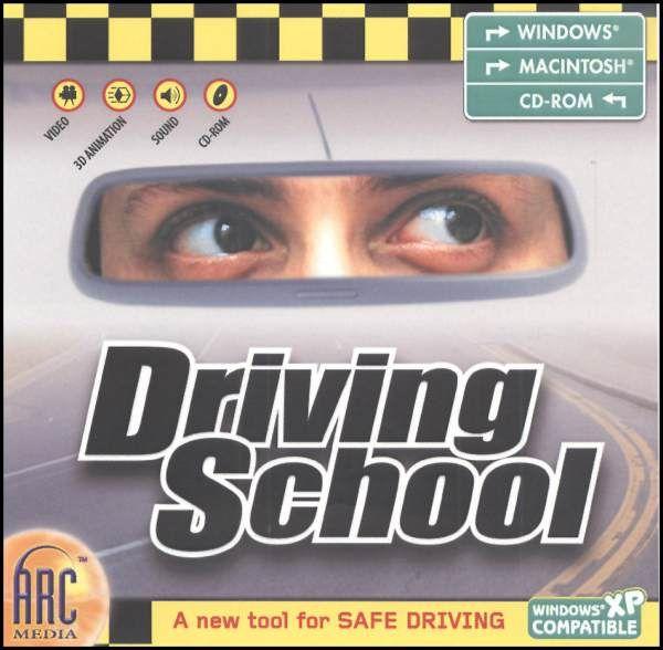 Driving School CD-ROM