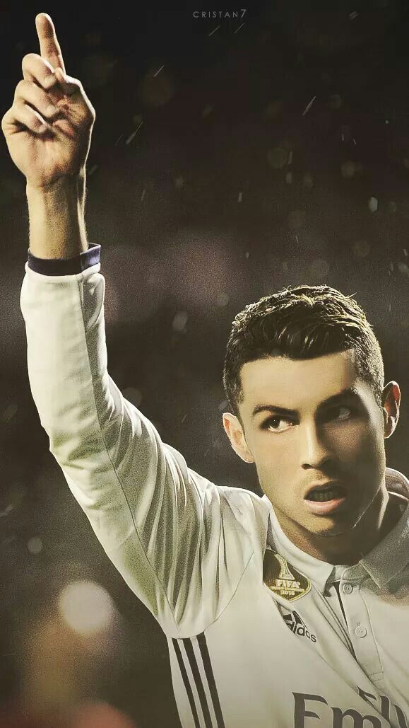 cr7-the king